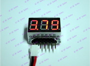 LiPo Battery Voltage Indicator  1S to 6S