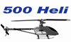 500 RC Helicopter