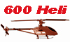 600 RC Helicopter