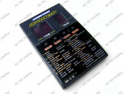 Hobbywing ESC Set-up Program Card