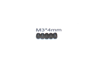 M3*4mm Hex Socket Set Screw
