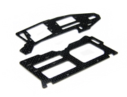 250 Carbon Fiber Main Frame/1.2mm