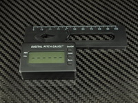 Pitch Guage Digital Pitch Gauge for 200-800 Helicoipter