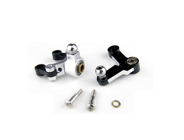 450 Metal Tail Pitch Control Set Black