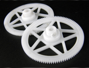2x 450 Autorotation Tail Drive Gear White