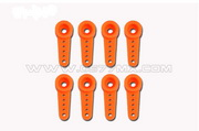 Breakable Micro Servo Horns For MD933 (Orange)