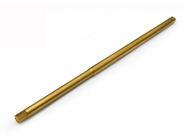 2.5mm Titanium Coating Hex Screw Driver Replacement Shaft