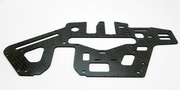 450 Pro V2 Carbon Fiber Main Frame (1.2mm)