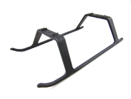 450 Pro Integrated landing Skid / Black