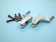 450 Pro V2 FL Flybarless Metal Main Rotor Holder  (Sliver)
