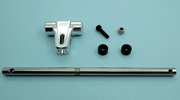 450DFC  Main Rotor Housing Set (Sliver)