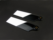 3K Carbon Fiber Tail Rotor Blades for 500 Helicopter