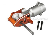 500ESP Metal Tail Torque Tube Unit (Orange)