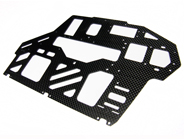 550E Carbon Fiber Main Frame 2.0mm