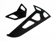 600 Carbon Fiber Stabilizer Set