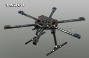 680 Hexacopter Carbon Boom Version