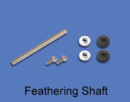 V100D03BL-Z-15 Feathering Shaft
